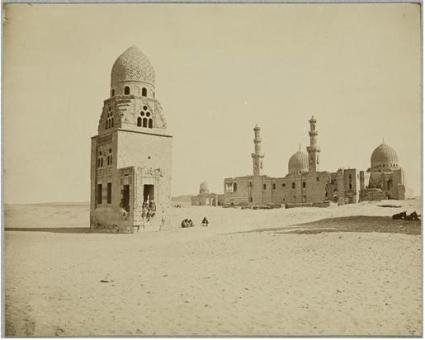 Bonfils Félix - Mosquée du sultan Barbouk au Caire