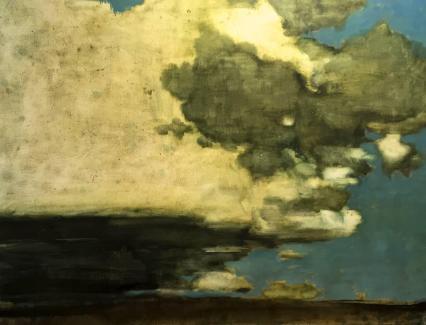 David Konigsberg - Thunderhead, 2015