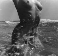 Julien Clergue Nu de la mer