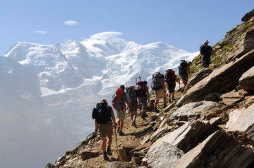 randonnée-en-haute-montagne