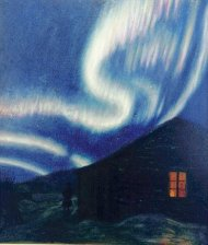 Harald Viggo greve Moltke – Northern Lights in Finland