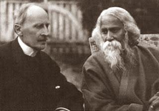 Romain Rolland et Rabindranath Tagore