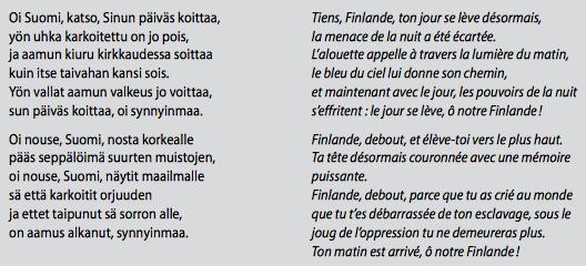 Veikko Antero Koskenniemi - Finlandia