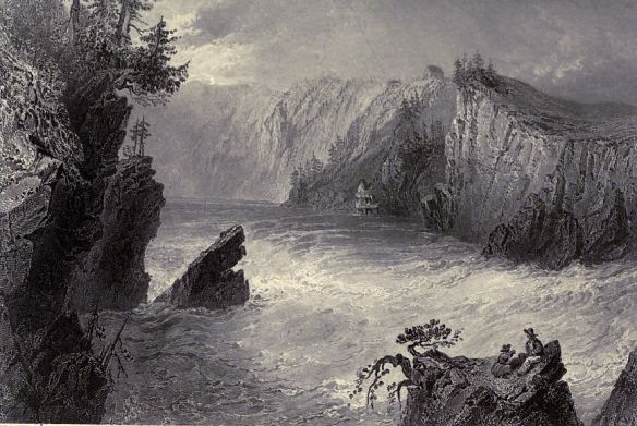 w-h-bartlett-split-rock-st-john-river-canadian-scenery
