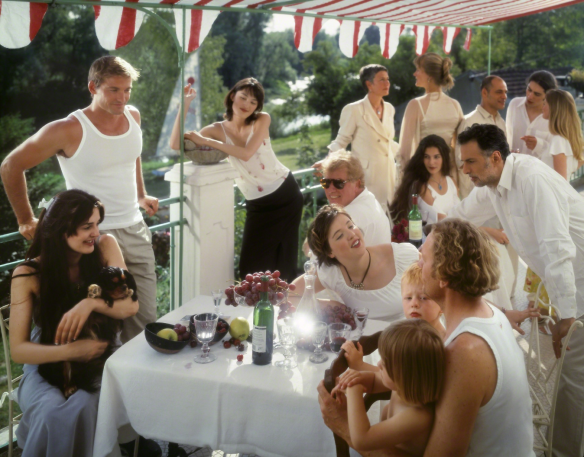 Neil Folberg - After Luncheon of the Boating Party by Renoir, 2003.png