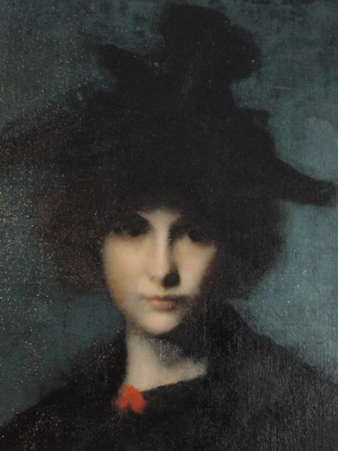 Jean-Jacques Henner - Mademoiselle Leroux