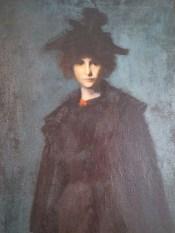 Jean)Jacques Henner - Melle Laura Leroux, 1898
