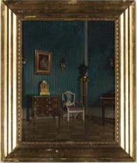 Anna Rosenkrantz  (1863 - 1944)  -  An interior.png
