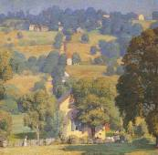 Road to Solebury, 1919