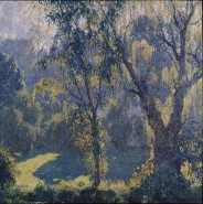 Summer Phantasy, Daniel Garber, 1916