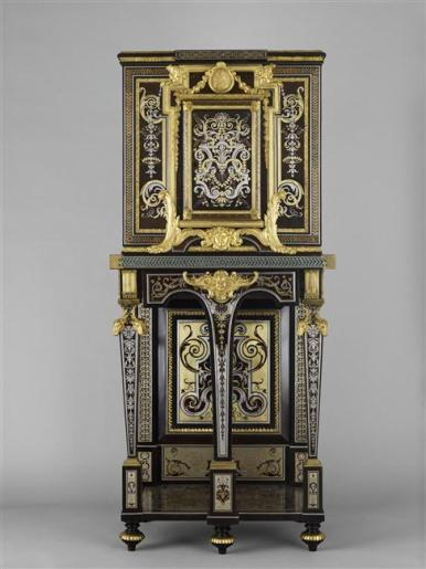 boulle - cabinet