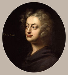Henry Purcell (1659-1695) peint par John Closterman