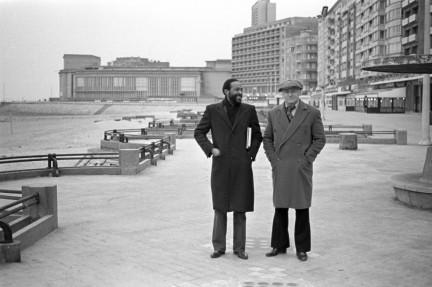 Marvin Gaye à Ostende