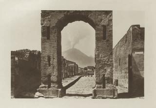 Pompei - Via di Mercurio sepia