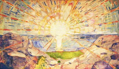 Emily Carr - the-sun-1910-1913