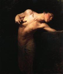 Gyula Benczur -Narcisse, 1881