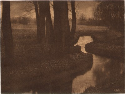 Otto Scharf - Waldbach, 1902.jpg