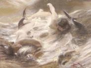 Benes Knupfer - Sirenes jounat avec les dauphins