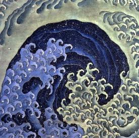 Katsushika Hokusai - Feminine Wave .jpeg