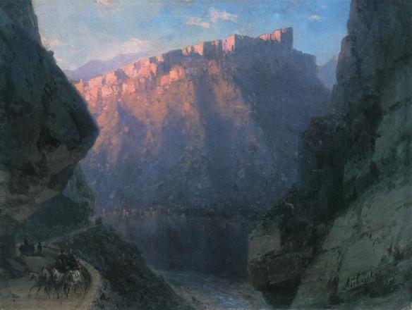 ilya-zankovsky - Gorges du Darial.png