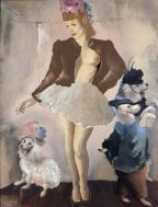 Music-hall, 1925 by Mariette Lydis
